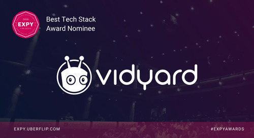 Vidyard, Tech Partner of the Year