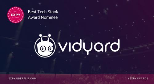 Vidyard, Tech Partner of the Year