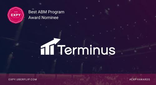 Terminus, Best ABM Program