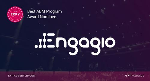 Engagio, Best ABM Program