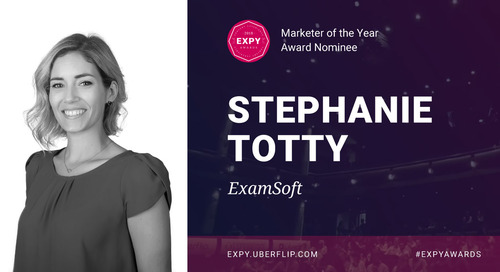 Stephanie Totty, Marketer of the Year