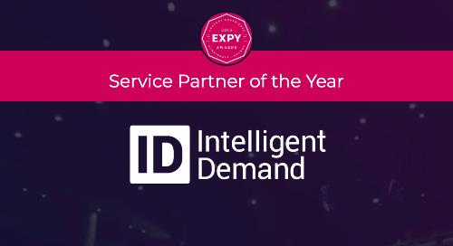 Intelligent Demand, Service Partner of the Year