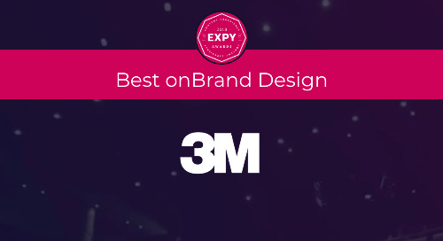 3M, Best onBrand Design