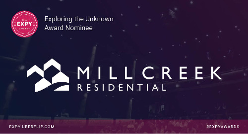 Mill Creek Residential, Exploring the Unknown