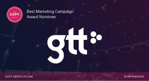 GTT, Best Marketing Campaign