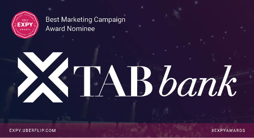 Tab Bank, Best Marketing Campaign