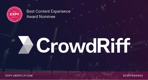 CrowdRiff, Best Content Experience