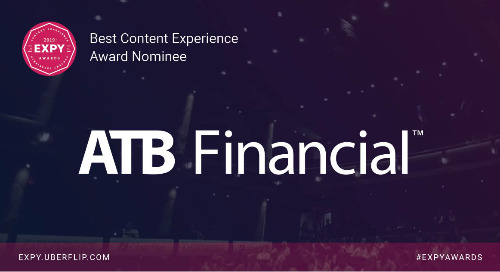 ATB Financial, Best Content Experience