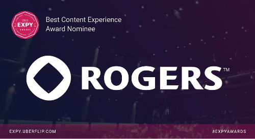 Rogers Communications, Best Content Experience