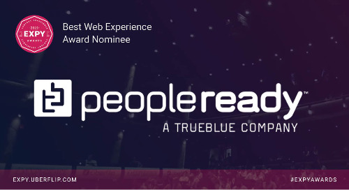 PeopleReady, Best Web Experience