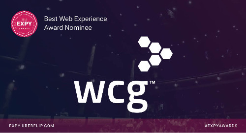 WCG Clinical Services, Best Web Experience