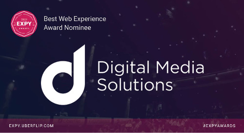 Digital Media Solutions, Best Web Experience