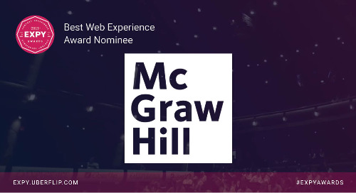 McGraw-Hill, Best Web Experience