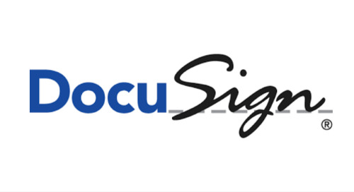 DocuSign Keeps Pace With Rapid Growth