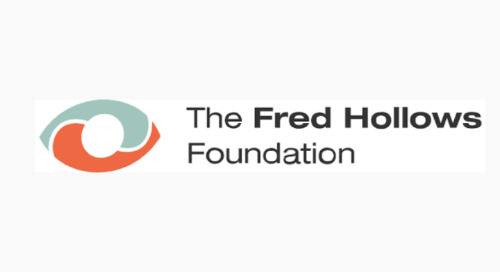 Fred Hollows Foundation Connects Cloud Strategy and People Data With Boomi