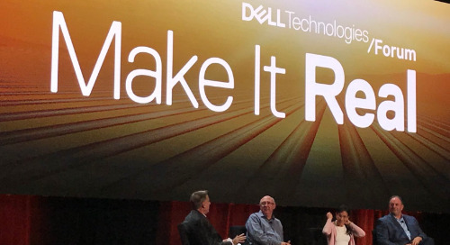 Business Transformation Takes Center Stage at Dell Technologies Forum