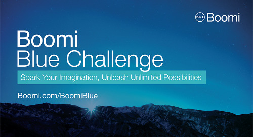The Envelope Please. We have the Winners of the 2018 Boomi Blue Challenge!