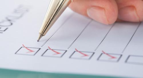 NetSuite Integration Checklist