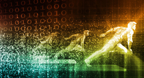 To Survive Disruption, Build a Digital Technology Foundation