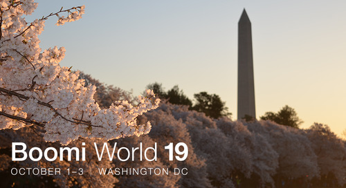 Boomi World 2019 Session Catalog Is Jam-Packed with Learning Opportunities