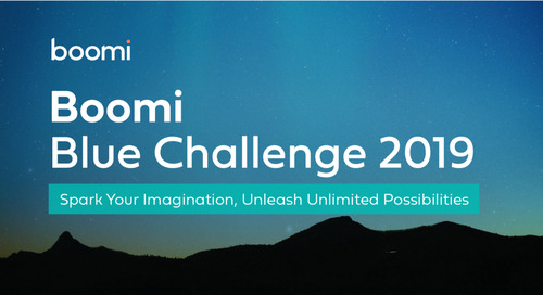 The Boomi Blue Challenge: A Look at Award-Winning Transformation