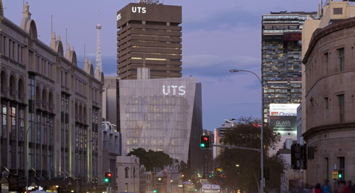 University of Technology Sydney — Full Speed to the Cloud