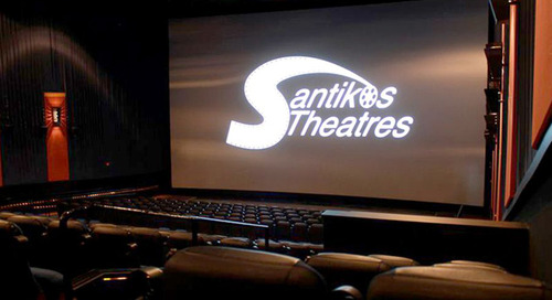 Helping Santikos Provide a First-Class Trip to the Movies