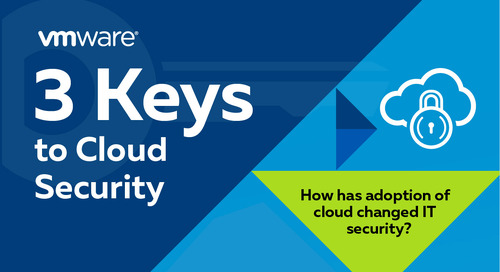 Three Keys to Cloud Security