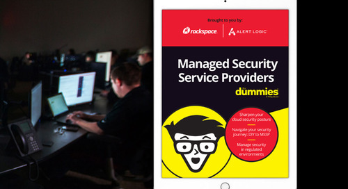 Defend Yourself with 'Managed Security Service Providers for Dummies'