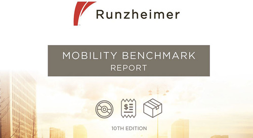 Runzheimer's 10th Annual Workforce Mobility Benchmark Report