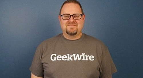 Geekwire staffer rewires his health, starting with his genes