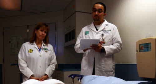 Emergency rooms adapt for patients with mental health needs