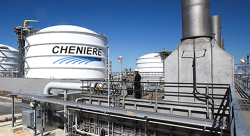 Cheniere Energy Automates LNG Commercial Operations