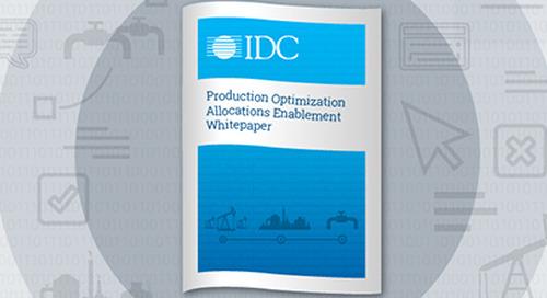 Production Optimization: Allocations Enablement