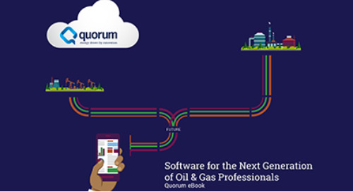 Software for the Next Generation of Oil & Gas Professionals