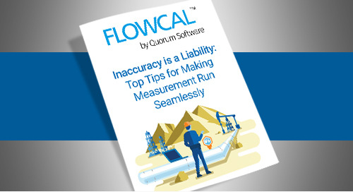 Inaccuracy is a Liability: 5 Tips for Oil and Gas Measurement Accuracy