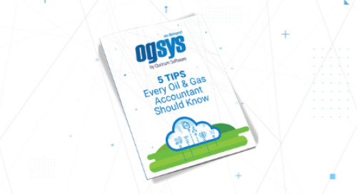 5 Tips Every Oil & Gas Accountant Should Know