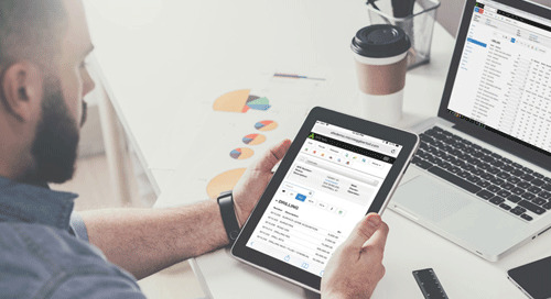 Using Reporting to Drive Your Upstream Business