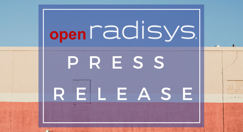 Radisys' CG-OpenRack-19 Specification Accepted By Open Compute Project
