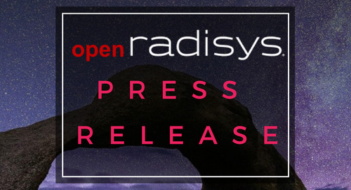 Radisys and Pentair Collaborate on Open Source Rack-level Hardware Systems for Carrier-grade Data Centers