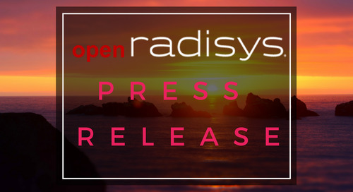 Baicells Selects Radisys' CellEngine Small Cell Software for LTE-U Deployments