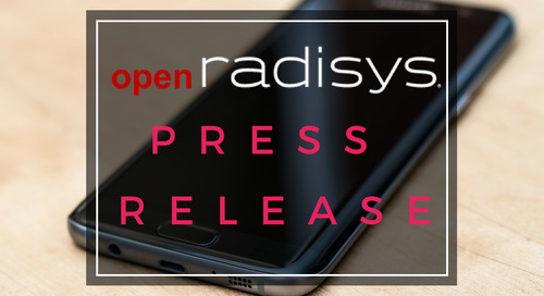 Nanjing Panda Electronics Co., Ltd. Selects Radisys' LTE-TDD Small Cell Solution to Power China Mobile's LTE Network Rollout