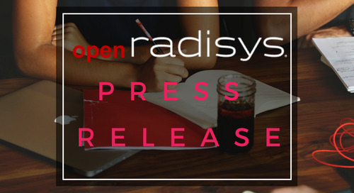 Radisys and ASOCS Partner to Deliver Virtual Base Stations for Mobile Operators' Cloud RAN Deployments