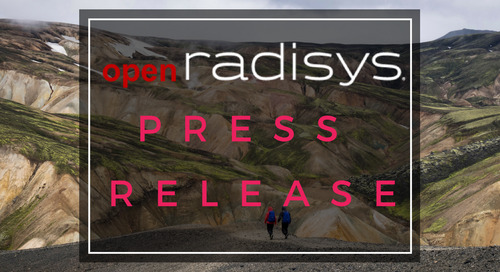Nokia Networks Uses Radisys' MRF Product Family as the Media Processing Foundation for Its Open TAS VoLTE/VoWiFi Solution