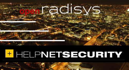 HelpNet Security - Radisys introduces SDN and NFV platform for service providers and data centers