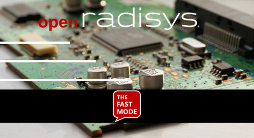 The Fast Mode - Radisys Intros CellEngine 5G RAN Technology
