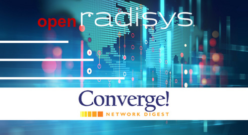 Converge! Network Digest - CORD and xRAN Consortium Partner in Software-based Extensible RAN