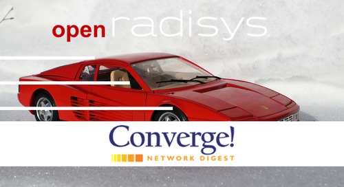 Converge! Network Digest - Radisys Delivers FlowEngine TDE-2000 for SDN + NFV