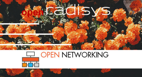 Open Network Source - Companies Working on 5G Networking