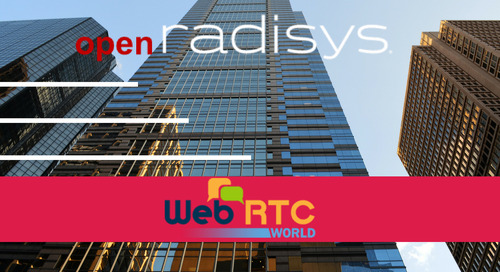 WebRTC World - AudioCodes' WebRTC Now Part of Radisys Lineup